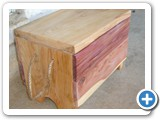 arom cedar cypress chest
