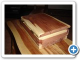 arom cedar box two