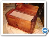 arom cedar box three