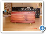 arom cedar jewelry box