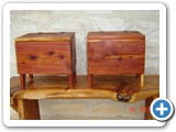 arom cedar prises chests